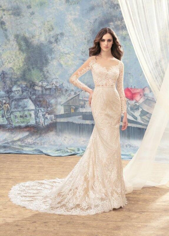 Свадебный салон Papilio Свадебное платье «Орел» 1741Lb - фото 1