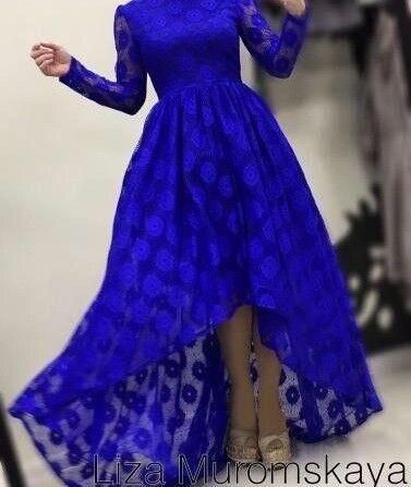 Платье женское Liza Muromskaya Платье дизайнерское 09 - фото 1