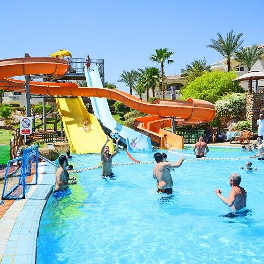 Туристическое агентство EcoTravel Пляжный авиатур в Египет, Шарм-эль-Шейх, Tropitel Naama Bay 5* - фото 1
