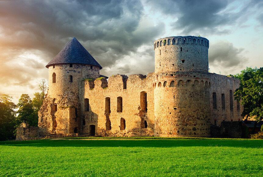 Туристическое агентство Сэвэн Трэвел Латвийские замки в туре выходного дня Рига-Цесис-Сигулда - фото 1