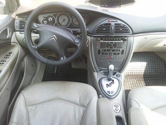 Прокат авто Citroën C5 2008 г.в. - фото 3