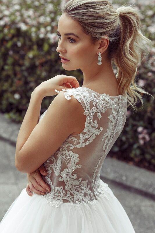 Свадебное платье напрокат Mia Solano Свадебное платье Dawn - фото 3