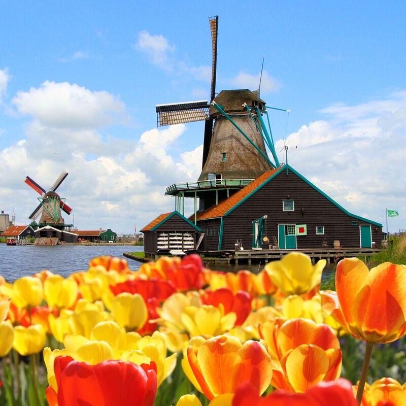 Туристическое агентство Респектор трэвел Автобусный экскурсионный тур «Встретимся в Амстердаме» - фото 1