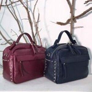 Магазин сумок Vezze Кожаная женская сумка С00216 - фото 1