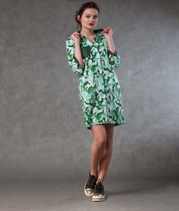 Платье женское MISUTERI Платье Kakutusu SS0121 - фото 1