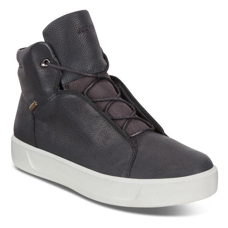 Обувь детская ECCO Кеды высокие S8 781103/01001 - фото 1