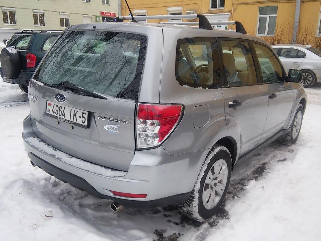 Прокат авто Subaru Forester - фото 2