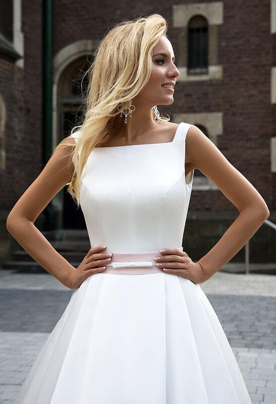 Свадебное платье напрокат Cosmobella Свадебное платье 1607 - фото 2