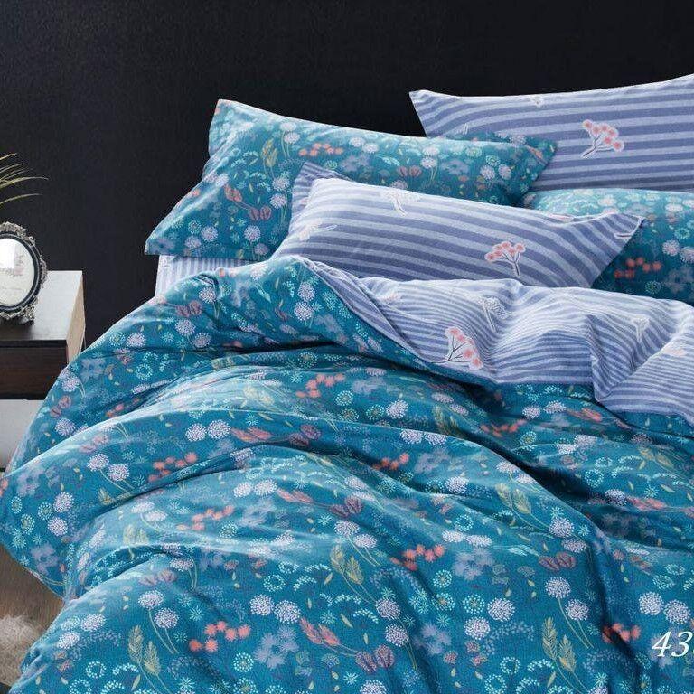 Подарок Cleo Сатиновое постельное белье 1,5 сп. арт. 15/436-SK - фото 1