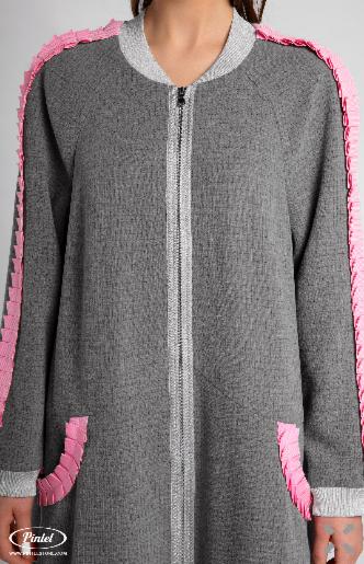 Платье женское Pintel™ Удлинённое платье-куртка  Limari - фото 4