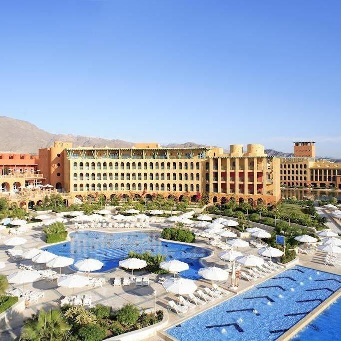 Туристическое агентство Велл Авiятур у Егіпет, Strand Beach & Golf Resort Taba Heights 5* + вандроўка на Мёртвае мора - фото 1