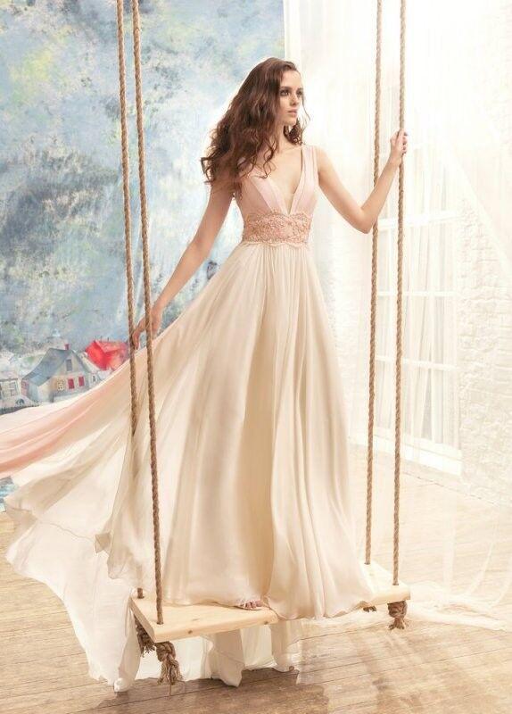 Свадебный салон Papilio Свадебное платье «Снегирь» 1726L - фото 1