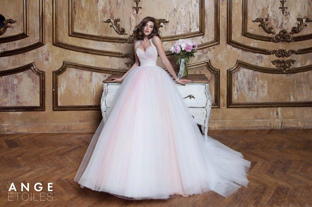 Свадебное платье напрокат Ange Etoiles Платье свадебное Charm 2017 Orlenda - фото 1