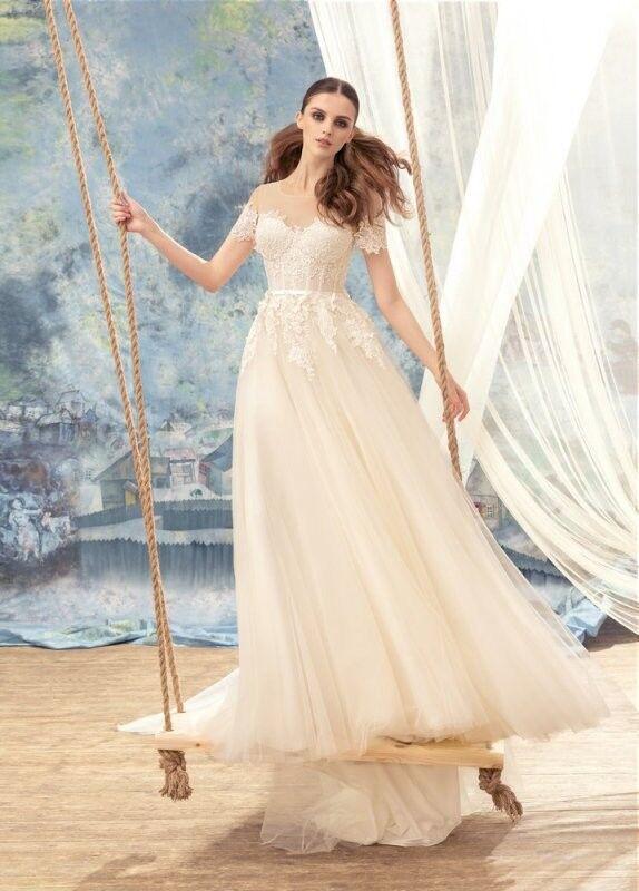 Свадебный салон Papilio Свадебное платье «Малиновка» 1721L - фото 1