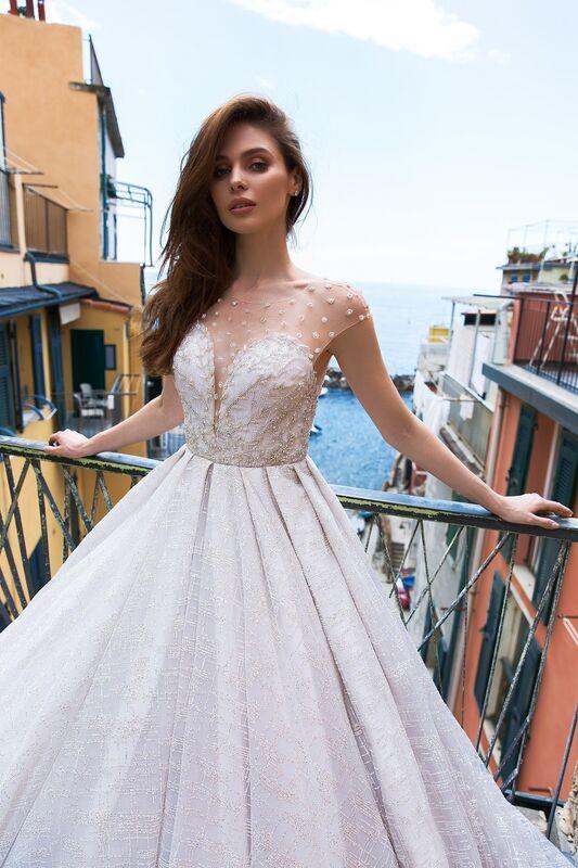 """Свадебный салон ALIZA свадебное платье """"Isadorrye"""" - фото 3"""