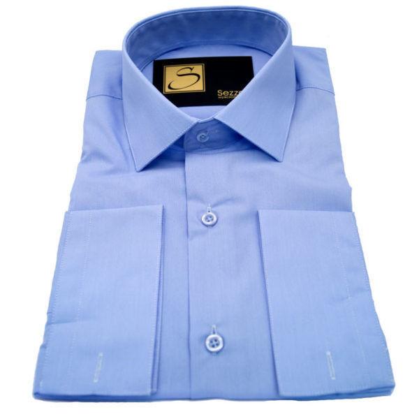Кофта, рубашка, футболка мужская Sezzar Сорочка мужская 8 - фото 1