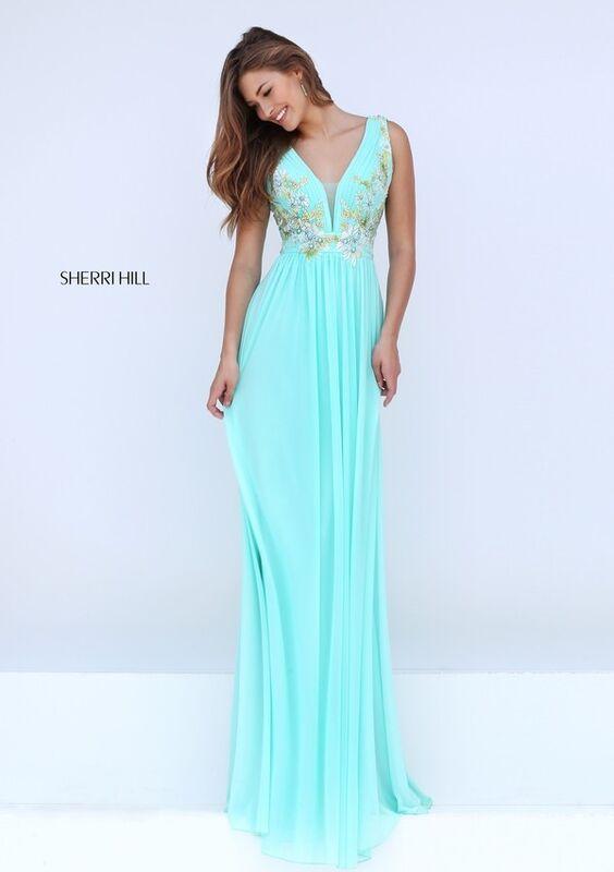 Платье женское Sherri Hill Вечернее платье 50252 - фото 2