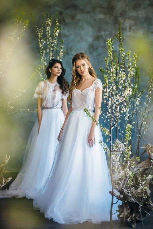 Свадебный салон Артемида Свадебное платье Eva - фото 6