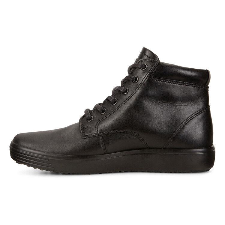 Обувь мужская ECCO Кеды высокие SOFT 7 430374/21001 - фото 2