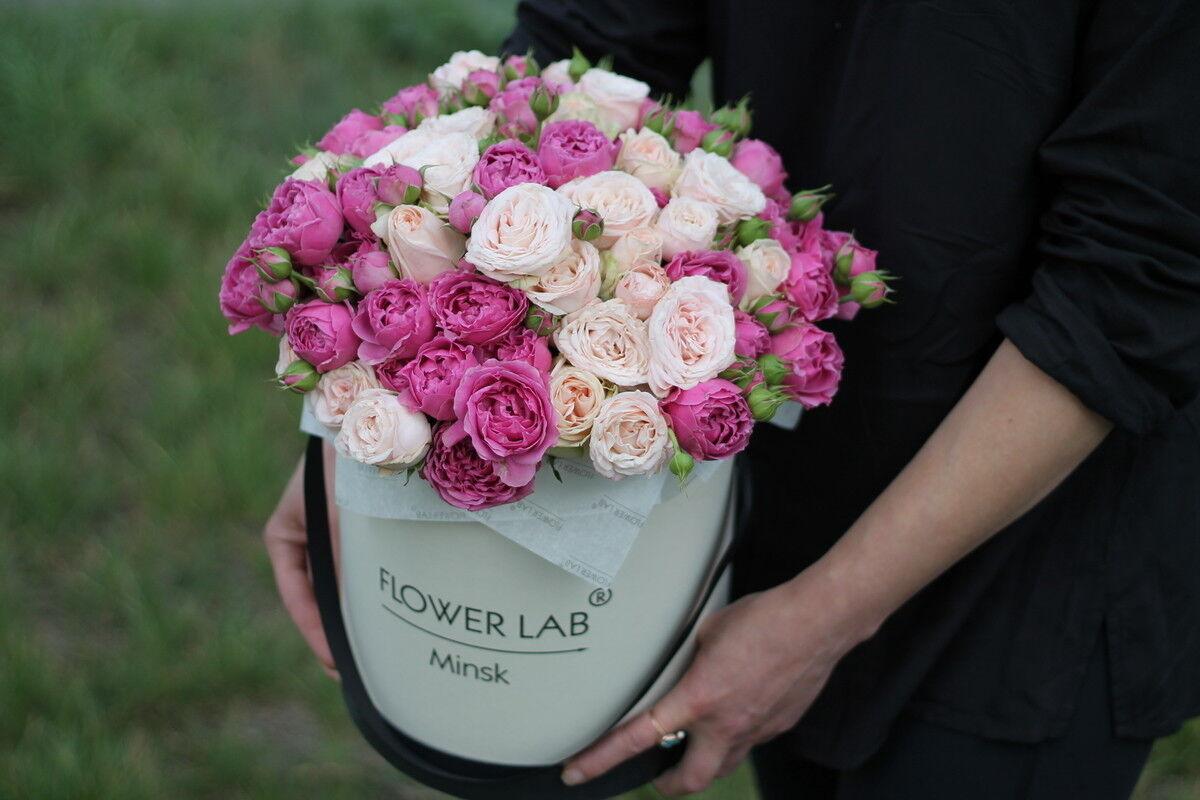 Магазин цветов Cvetok.by Композиция «Бомбастик» - фото 1