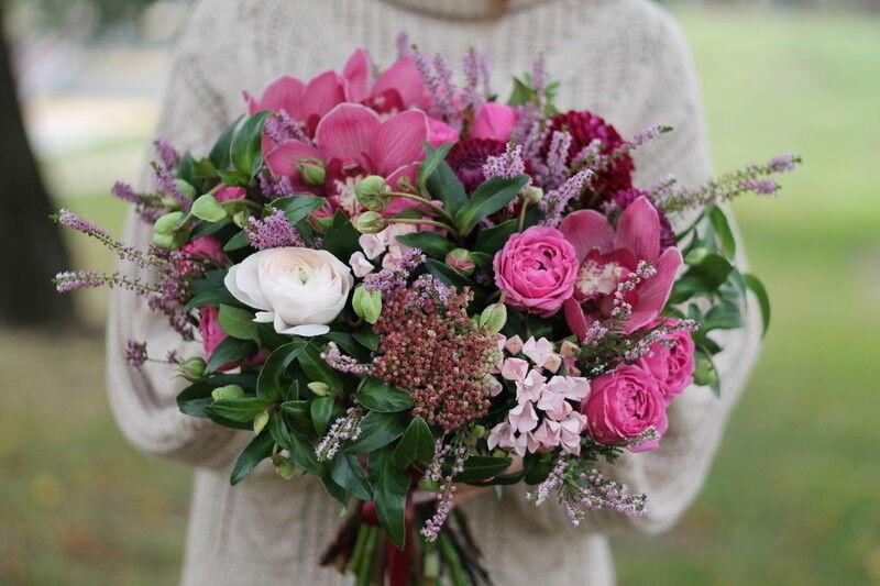 Магазин цветов Cvetok.by Букет «Бонжур» - фото 1