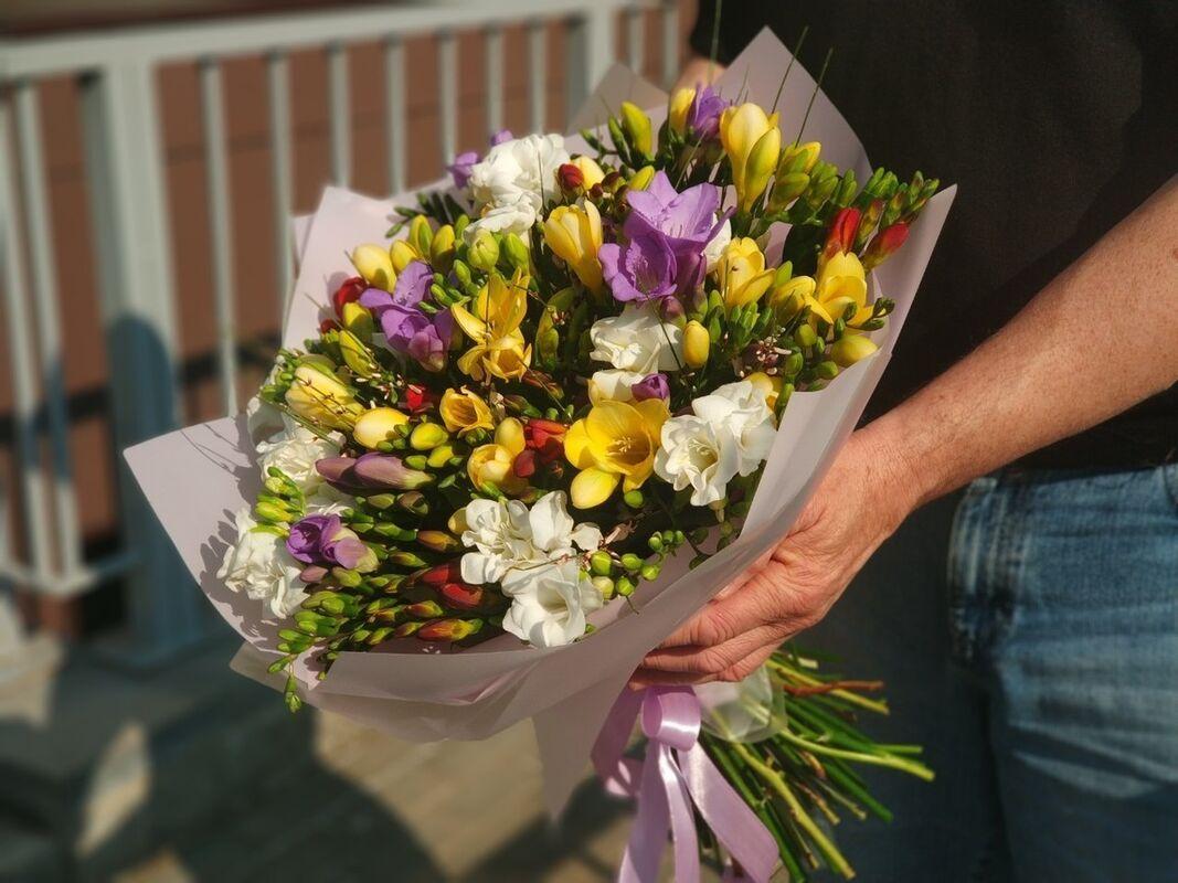 Магазин цветов Cvetok.by Букет «Маскарад» - фото 1