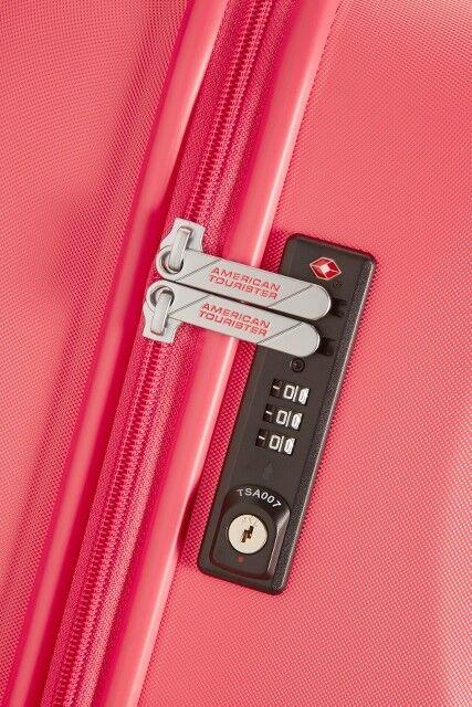 Магазин сумок American Tourister Чемодан Ziggzagg 23G*90 002 - фото 5