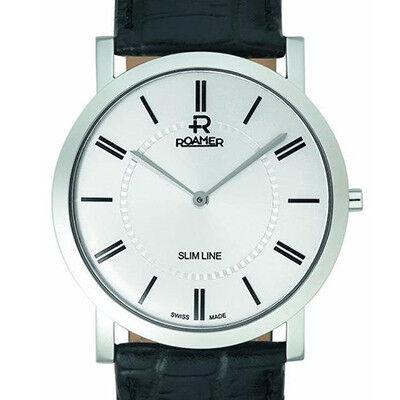 Часы Roamer Наручные часы Slim Line 937830 41 15 09 - фото 1