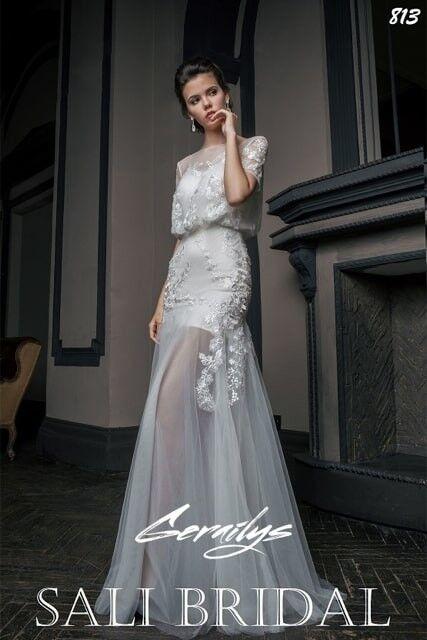 Свадебный салон Sali Bridal Свадебное платье 813 sali bridal - фото 1