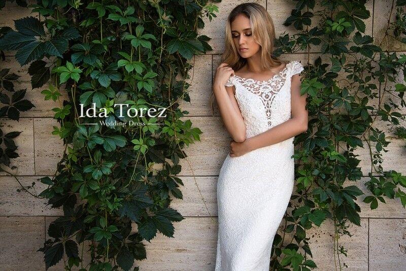 Свадебное платье напрокат Ida Torez Свадебное платье Jose - фото 2