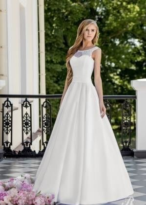 Свадебный салон Robe Blanche Платье свадебное Sandra - фото 2