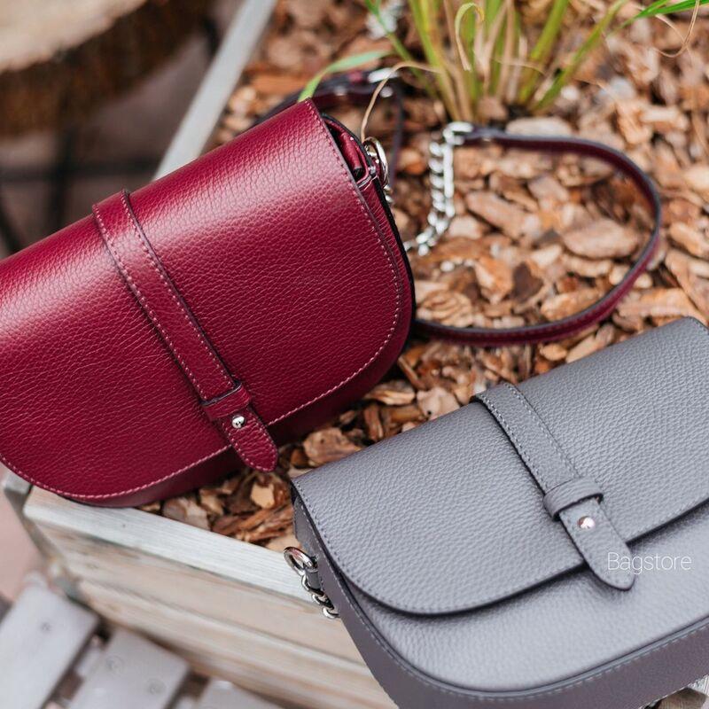 Магазин сумок Vezze Кожаная женская сумка C00549 - фото 2