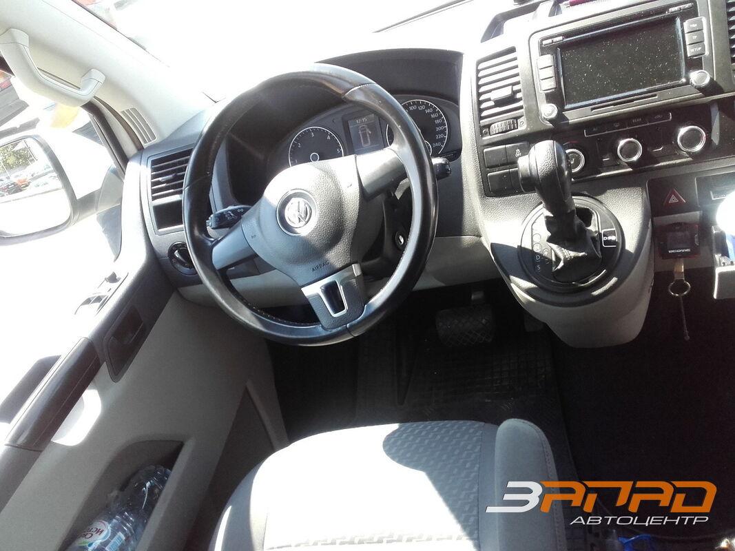 Прокат авто Volkswagen Caravelle 2009 - фото 6