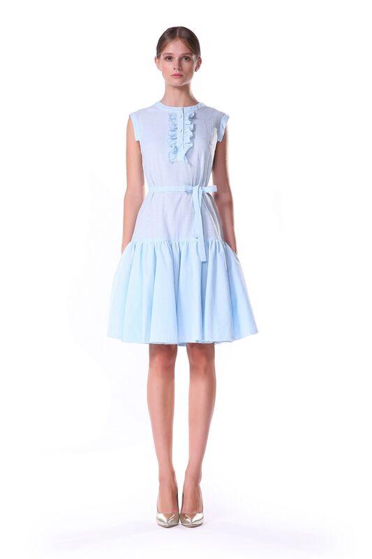 Платье женское Isabel Garcia Коктейльное платье BN1299 - фото 1