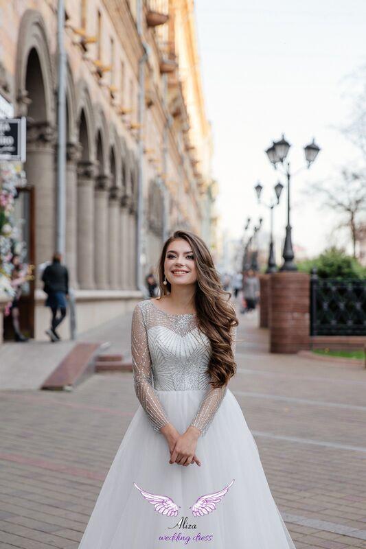 "Свадебный салон ALIZA Вечернее платье прокат  ""Sabina"" - фото 1"