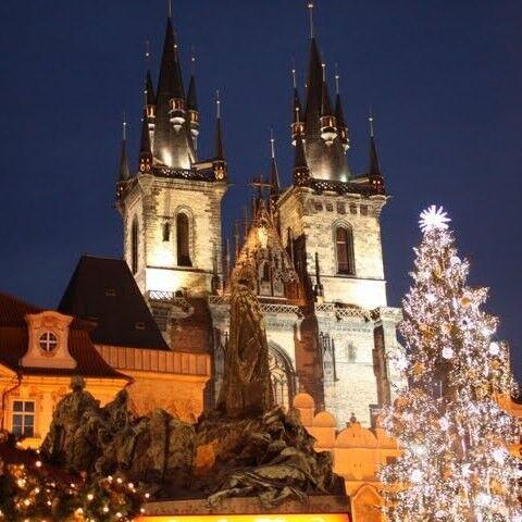 Туристическое агентство Респектор трэвел Автобусный экскурсионный тур «Новый год в Праге» - фото 1