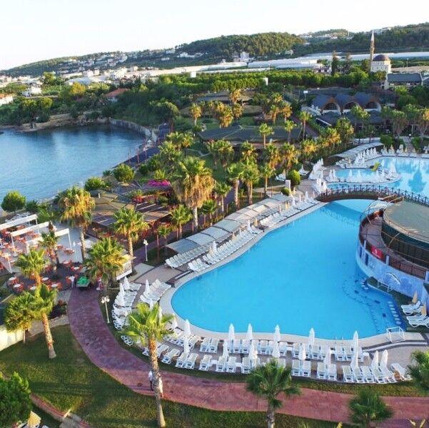 Туристическое агентство Оригинальный тур Пляжный авиатур в Турцию, Incekum Beach Resort Hotel 5 * - фото 1