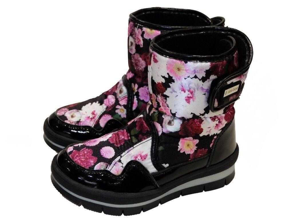 Обувь детская Jog Dog Ботинки для девочки 14017R - фото 3