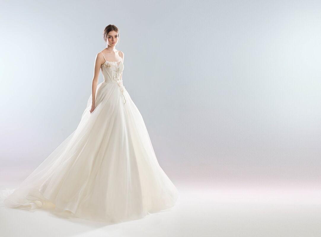 Свадебный салон Papilio Свадебное платье «Гардения» - фото 1