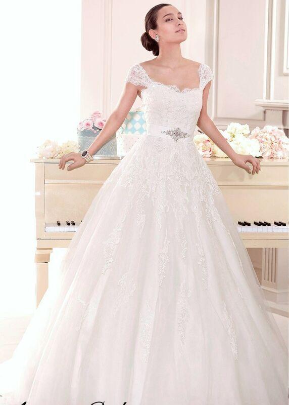 Свадебное платье напрокат Fara Sposa Платье свадебное 5618 - фото 1