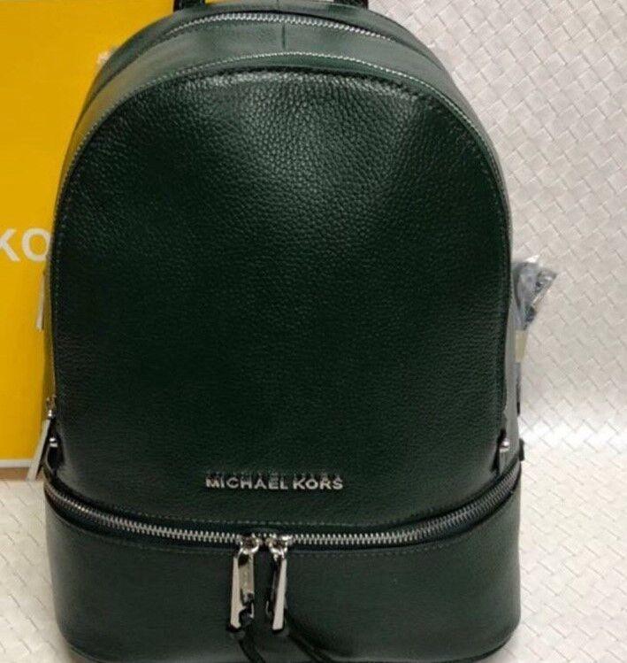 Магазин сумок It's me! (Это Я!) Рюкзак в зеленом цвете - фото 1