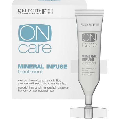 Уход за волосами Selective Питательная сыворотка с минералами для сухих волос Mineral Infuse On care - фото 1