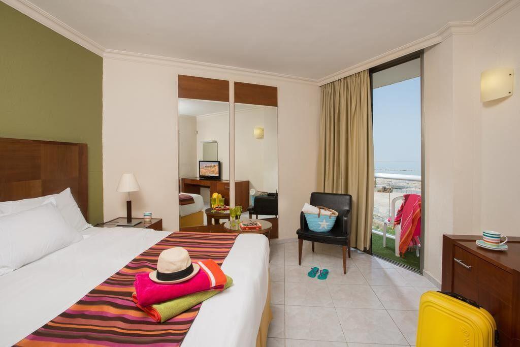 Туристическое агентство Новая Планета Пляжный авиатур в Израиль, Эйн Бокек, Leonardo Inn Hotel Dead Sea 3* - фото 2