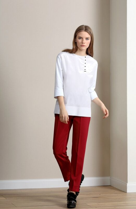 Кофта, блузка, футболка женская Burvin Блузка женская 5865 - фото 1