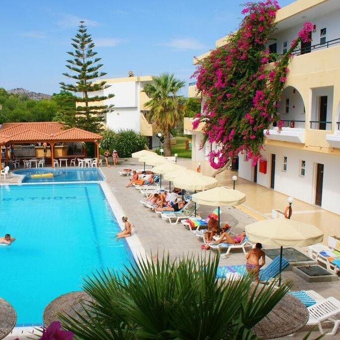 Туристическое агентство Суперформация Пляжный авиатур в Грецию, о. Родос, Marathon Hotel 3* - фото 1