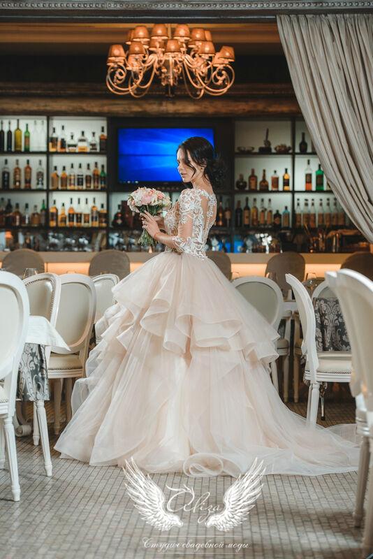 Свадебный салон ALIZA Cвадебное платье «Monica» Ameli Benya - фото 1