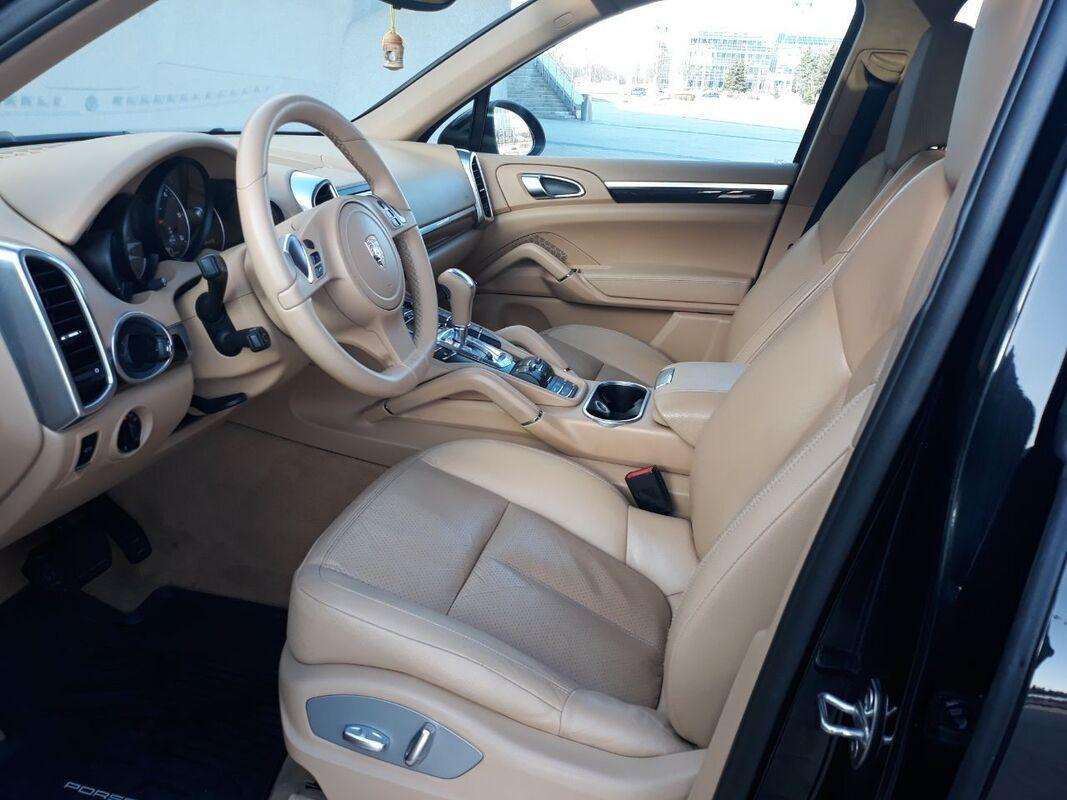 Прокат авто Porsche Cayenne 2010 г.в. - фото 11