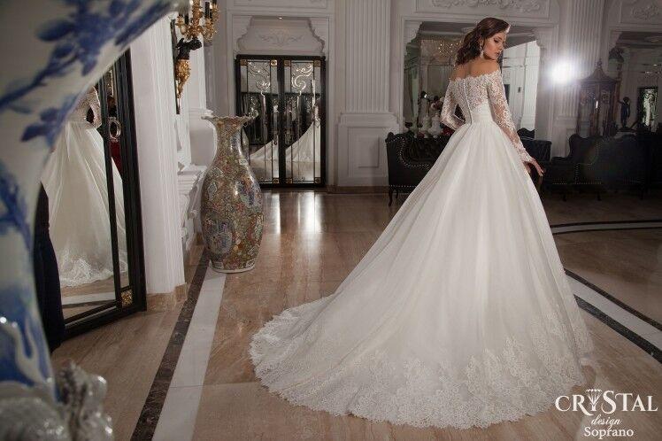 Свадебный салон Crystal Платье свадебное Soprano - фото 2