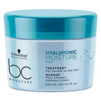 Уход за волосами Schwarzkopf BC Hyaluronic Moisture Kick Маска увлажняющая - фото 1