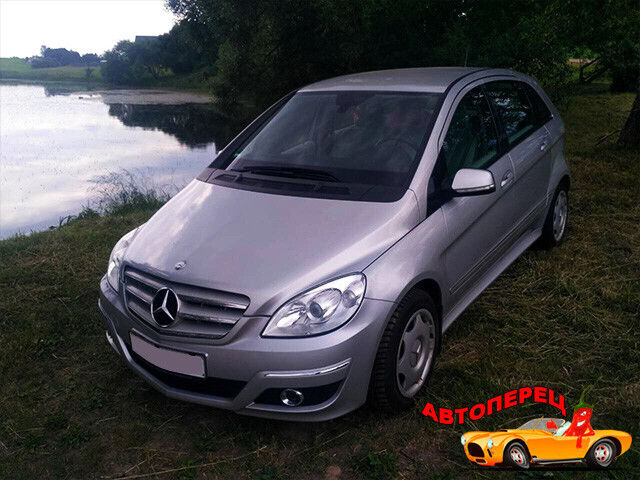 Прокат авто Mercedes-Benz A klass - фото 1